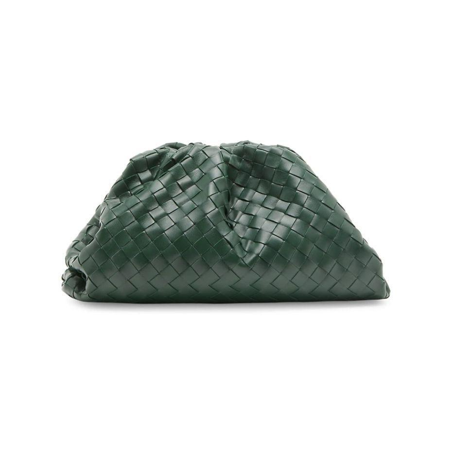"""<p><strong>Bottega Veneta</strong></p><p>saksfifthavenue.com</p><p><strong>$3200.00</strong></p><p><a href=""""https://go.redirectingat.com?id=74968X1596630&url=https%3A%2F%2Fwww.saksfifthavenue.com%2Fproduct%2Fbottega-veneta-the-pouch-leather-clutch-0400011716149.html&sref=https%3A%2F%2Fwww.townandcountrymag.com%2Fstyle%2Ffashion-trends%2Fg37157428%2Fbest-evening-bags%2F"""" rel=""""nofollow noopener"""" target=""""_blank"""" data-ylk=""""slk:Shop Now"""" class=""""link rapid-noclick-resp"""">Shop Now</a></p><p>There's a reason why Bottega's woven leather clutches remain classics. Not only do they come in pretty much every colorway imaginable, but the buttery leather seems to only get better with age. Every collection needs one. </p>"""