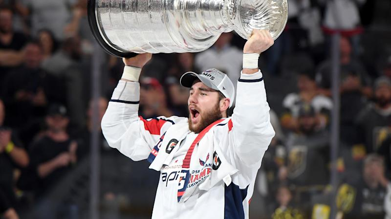 What We Learned  What does the Tom Wilson contract mean for the Caps  1dce06cf900b