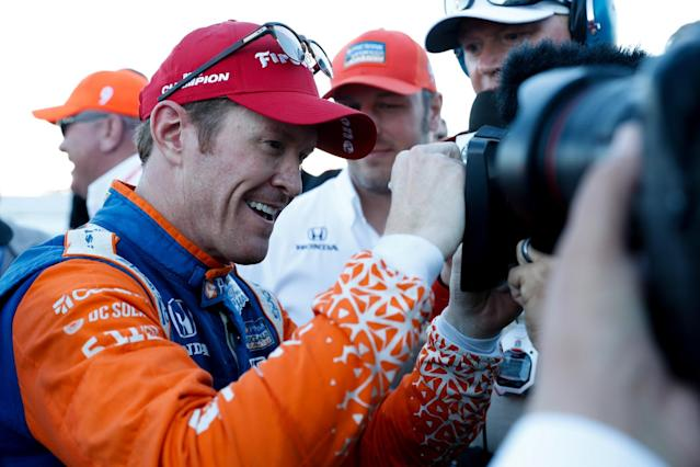 Dixon is now only two championships from tying A.J. Foyt for most Indy car crowns. Dixon told NASCAR America on Tuesday he's already thinking of title No. 6 next season.