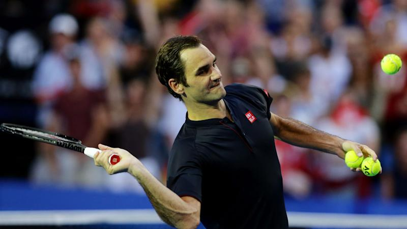 Federer: Djokovic is Australian Open favourite