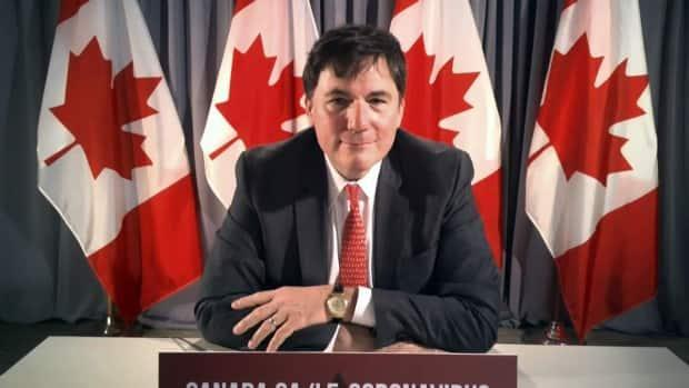 Intergovernmental Affairs Minister Dominic LeBlanc said that that despite the challenges of rolling out and funding a universal basic income, his party would listen to and consider 'any thoughtful policy proposition' on such a program. (CBC - image credit)