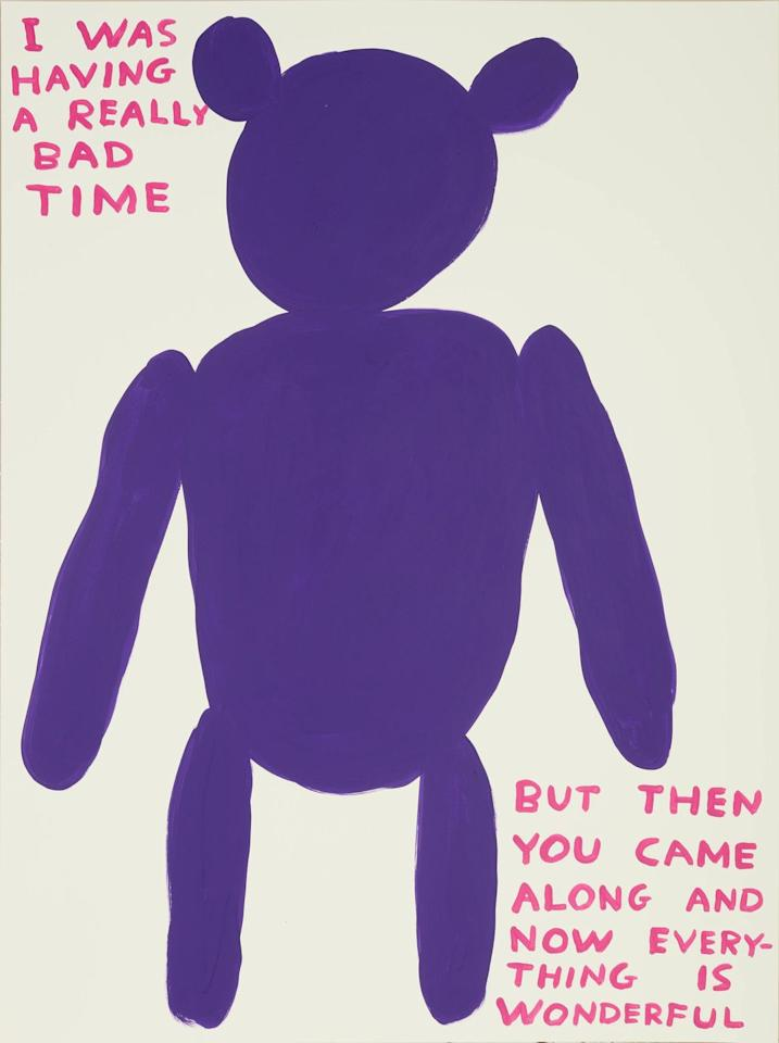 """<p>""""I was having a really bad time… but then you came along and now everything is wonderful.""""</p>"""