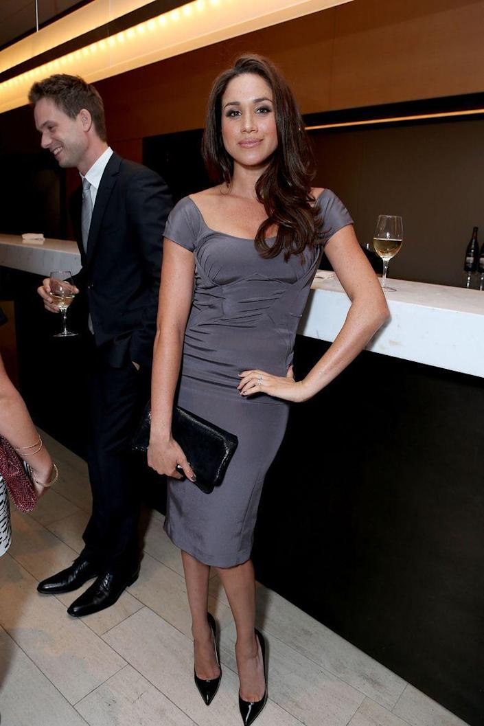 <p>At a fundraiser during the Toronto International Film Festival in 2012. </p>