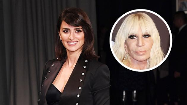 Penélope Cruz to play Donatella Versace for FX