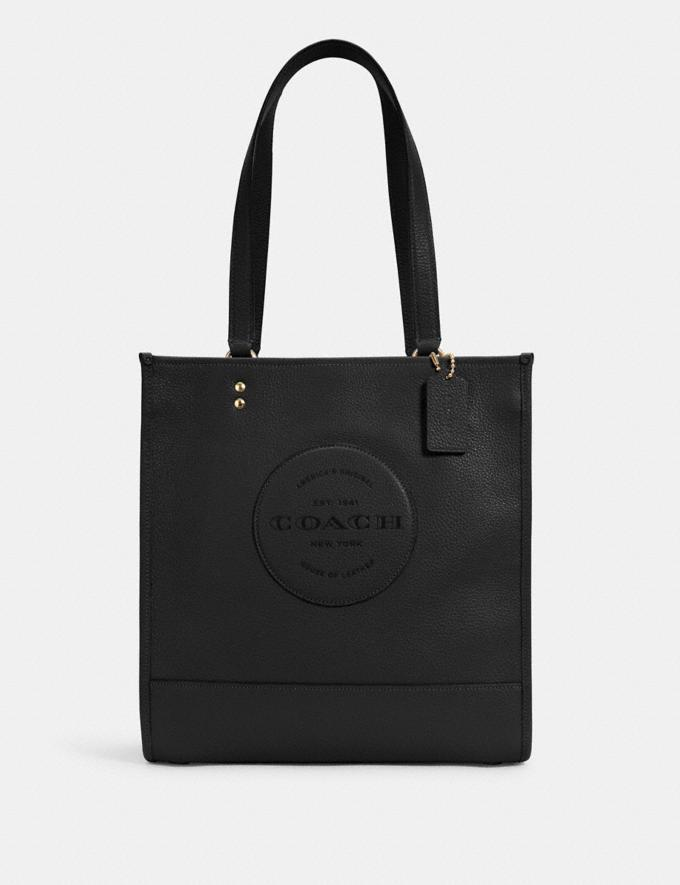 Dempsey Tote With Patch- Coach Outlet