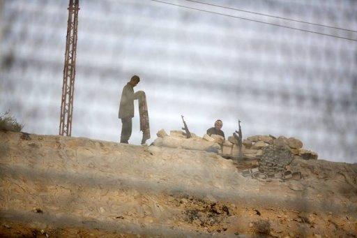 The Egyptian army's Operation Sinai has led to 32 deaths and 38 arrests