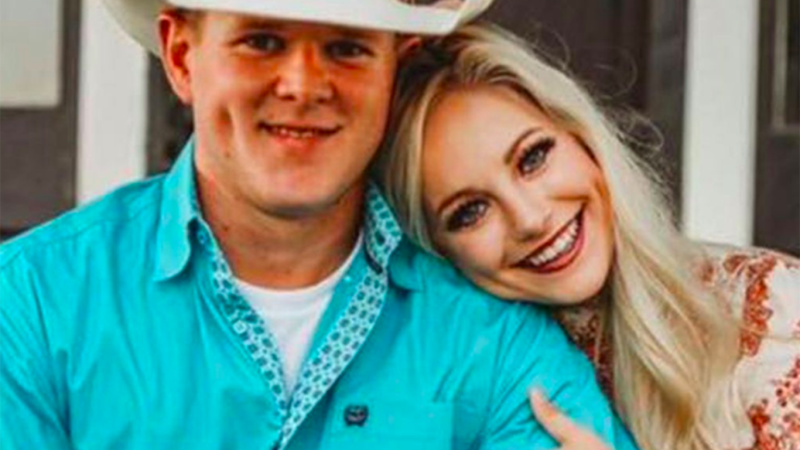 Texas newlyweds die in helicopter crash