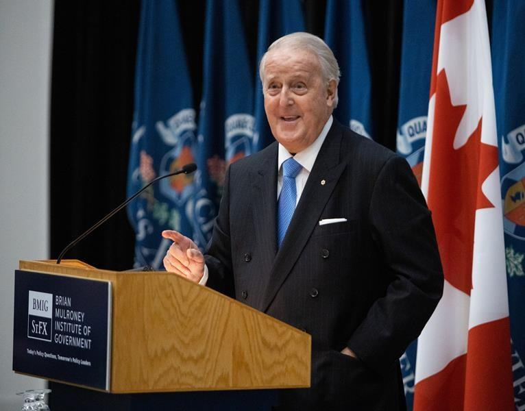 St. FX to review Mulroney plaque after complaint it's offensive to tradespeople