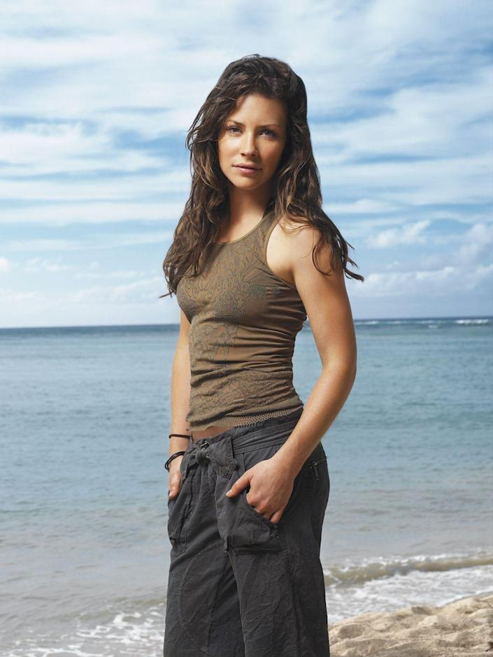 <p>A decade prior to Lilly portraying Ant-Man's partner in crime in the MCU, she was busy being stranded on an island for six seasons in the hit TV series <em>Lost.</em></p>