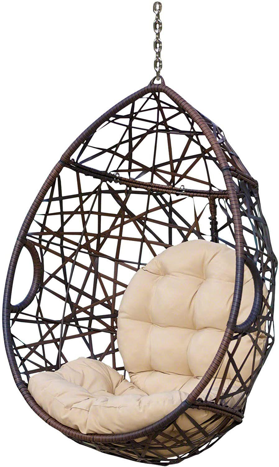 Christopher Knight Home Tear-Drop Hanging Chair