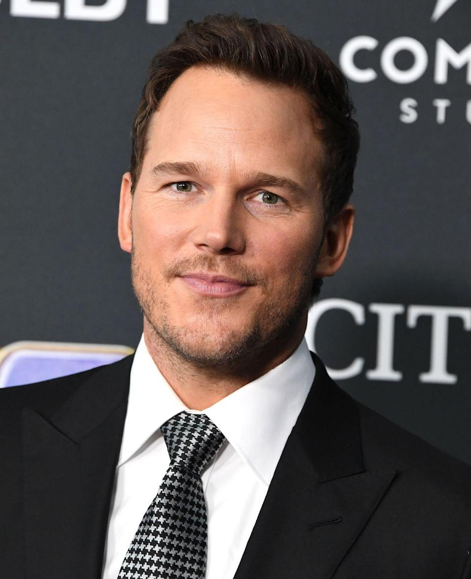 """<p>The actor has been a Christian since he was a teenager. When he accepted his award at the<a href=""""https://www.cnn.com/2017/08/14/entertainment/chris-pratt-teen-choice-awards/index.html"""" rel=""""nofollow noopener"""" target=""""_blank"""" data-ylk=""""slk:2017 Teen Choice Awards"""" class=""""link rapid-noclick-resp""""> 2017 Teen Choice Awards</a>, he said """"I would not be here with the ease and grace I have in my heart without my lord and savior, Jesus Christ."""" More recently, he wrote a <a href=""""https://www.instagram.com/p/BrWXLv-lfNV/"""" rel=""""nofollow noopener"""" target=""""_blank"""" data-ylk=""""slk:sweet Instagram post"""" class=""""link rapid-noclick-resp"""">sweet Instagram post</a> for his fiancee, Katherine Schwarzenegger, where he said he was proud to """"live boldly in faith.""""</p>"""