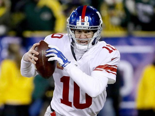 Out of time: Manning is unlikely to play another season in New York ()