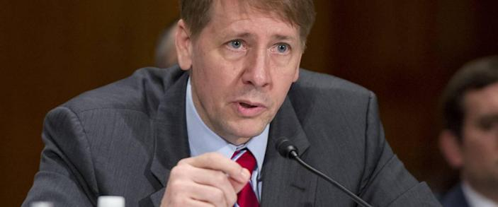 Testifies before the United States Senate Committee on Banking, Housing and Urban Affairs during the hearing to examine Wells Fargo's unauthorized accounts and the regulatory response