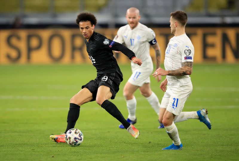 World Cup Qualifiers Europe - Group J - Germany v Iceland