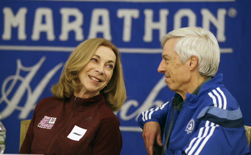 Running pioneers Switzer, Gibb took own paths to change