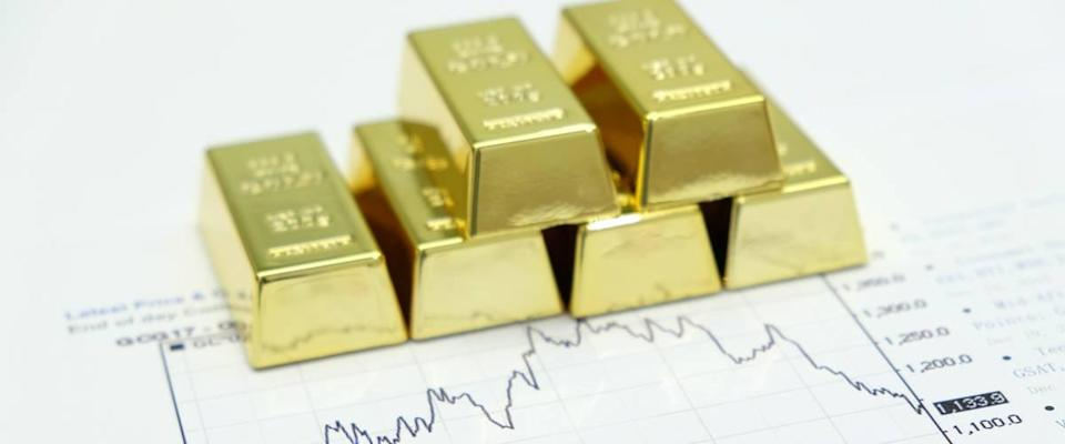 gold on gold futures chart in the 2016
