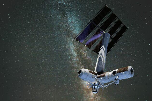 Axiom space station  - 1cedef924819a292cf4260fbe9384afd - How commercial space stations could become the final frontier for data and cybersecurity