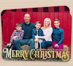 """The <em>Sabrina the Teenage Witch</em> star also showed off her boys for Simply to Impress. There's hubby Mark Wilkerson, as well as their sons — Tucker, Mason, and Braydon. (Photo: <a href=""""https://www.instagram.com/p/BcDt4XBBLcD/?taken-by=melissajoanhart"""" rel=""""nofollow noopener"""" target=""""_blank"""" data-ylk=""""slk:Melssa Joan Hart via Instagram"""" class=""""link rapid-noclick-resp"""">Melssa Joan Hart via Instagram</a>)"""