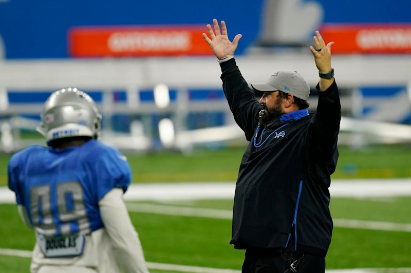You don't want to play the Detroit Lions in Week 3 under Matt Patricia