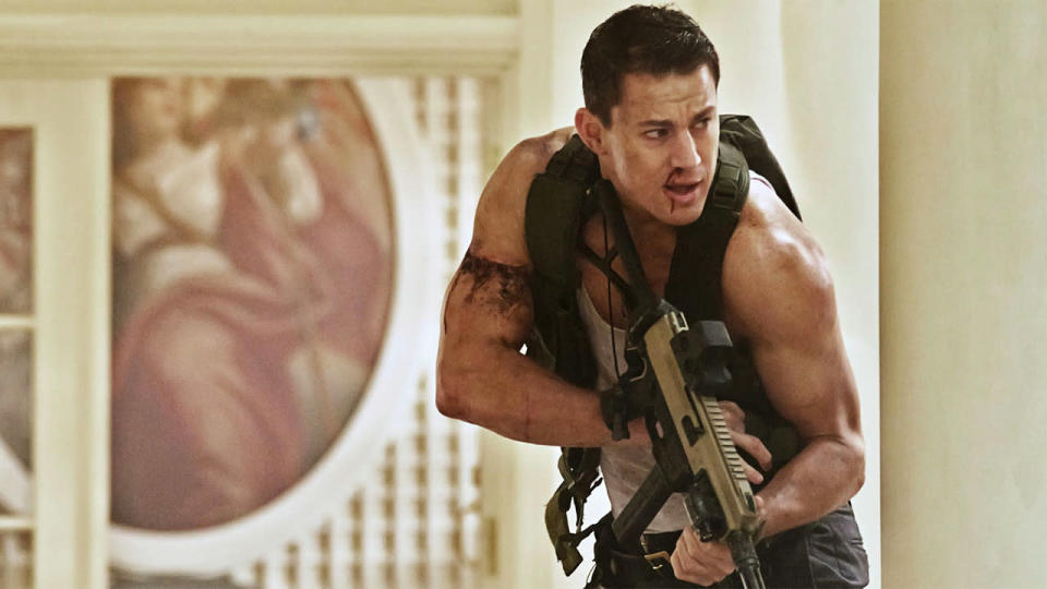 """<p>Not to be confused with the Dawson's Creek guy, writer James Vanderbilt stumbled across a winning idea that took just five words to get the pulse racing: """"'Die Hard' in the White House"""". Action movies don't get much more high concept than that, and Vanderbilt was rewarded by Sony with a £2.3 million payday for his spec script, which would later go toe-to-toe with another """"'Die Hard' in the White House"""" movie, 'Olympus Has Fallen', and lose. </p>"""