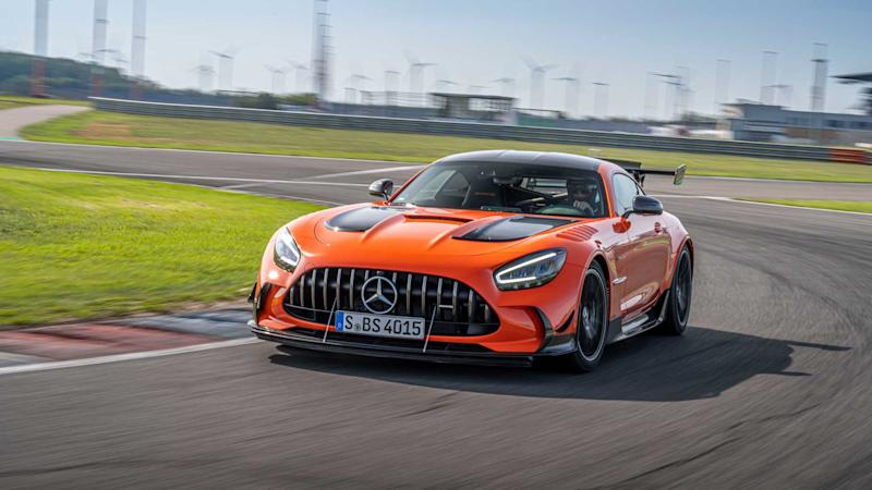 Mercedes-AMG GT Black Series (2020), der Straßentest