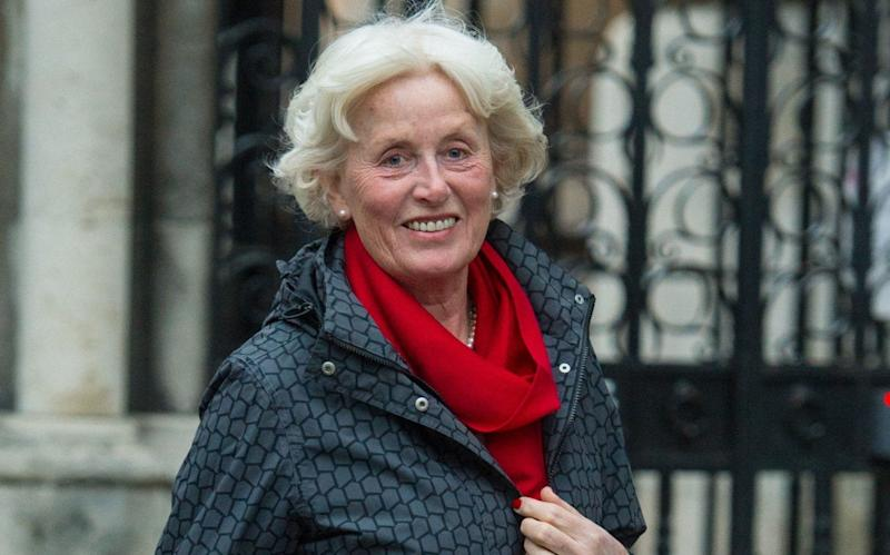 Tini Owens, 66, must stay married until 2020, even though she wants a divorce - PA