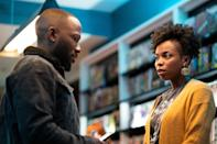 Hulu's <em>Woke</em> is a witty, nuanced exploration of a young cartoonist, Keef, who's about to make it big, but an unexpected incident happens that turns everything upside down. Lamorne Morris stars as Keef, and the supporting cast is rounded out by Blake Anderson and Sasheer Zamata. <em>Hulu</em>
