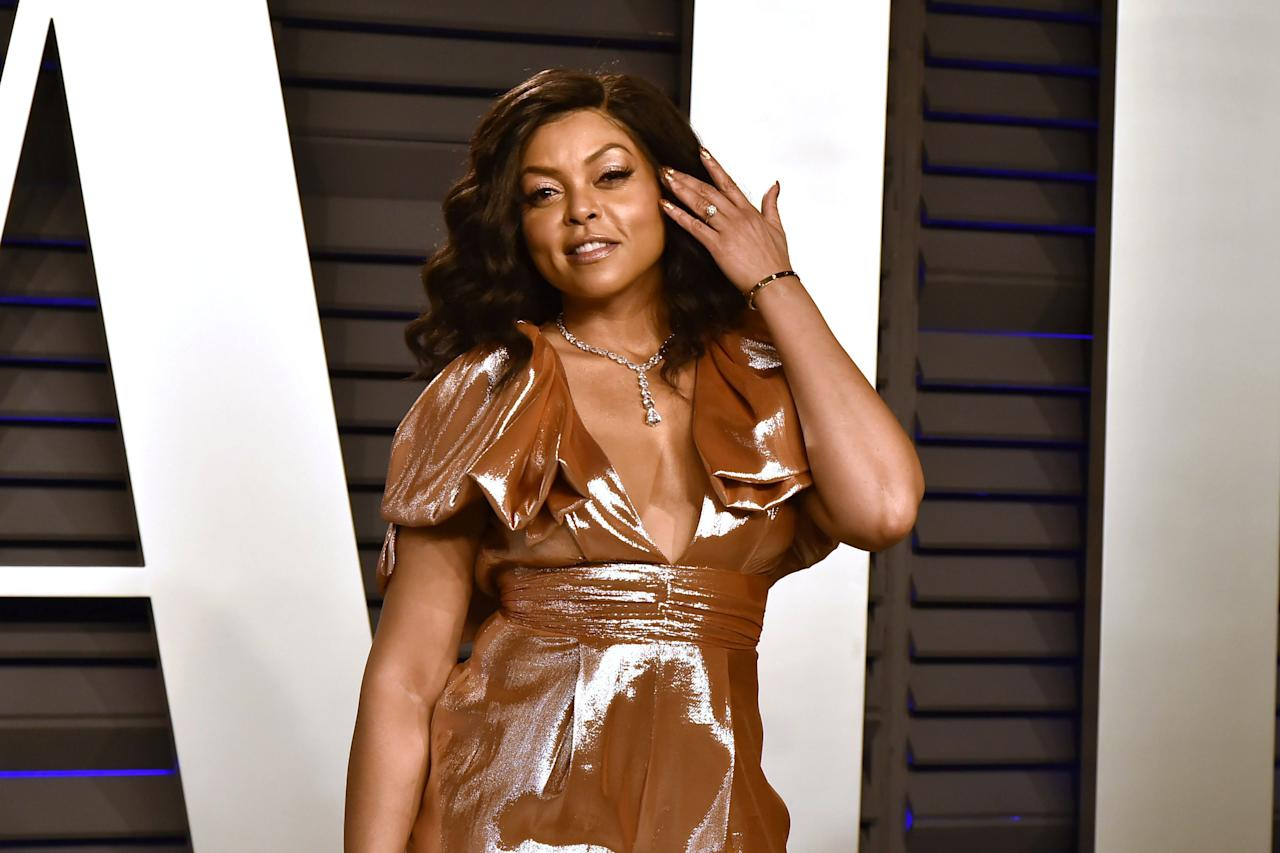 "<p><a href=""https://www.womenshealthmag.com/beauty/a33575120/taraji-p-henson-no-makeup-instagram/"" target=""_blank"">Taraji P. Henson</a> is known for playing strong, fearless characters who don't take no for an answer (think: Cookie Lyons in Empire or Katherine Johnson in Hidden Figures). So it only makes sense that her gym persona isn't too far off from that. And according to her longtime trainer Mike T, that's part of what makes Henson such an incredible client.</p><p>""Honestly, Henson is very disciplined in the gym,"" he once <a href=""https://www.instyle.com/news/how-to-get-taraji-p-henson-booty-toned-physique"" target=""_blank"">told InStyle</a>. ""She's the type of person that if you tell her she can't do something, she's definitely going to want to do it even harder. Her focus is second to none."" He also noted that the actress regularly trains seven days a week when she's not working, and she usually does one-to-two hours of weight training and cardio. </p><p>But quarantining has set her back on her fitness goals, Henson said in an Instagram video. To get back on track, she announced that she and a friend would be doing a 30-day fitness challenge together with T ahead of her 50th birthday on 11 September. And, since then, the actress has been undertaking the toughest of workouts. </p><p>Both Henson and Mike have been posting their hardcore training sessions on Instagram where Henson can be spotted crushing it on the battle ropes, during intense cardio, on the cable machines, and even during bodyweight exercises. Keep reading to see exactly what she does to amp up her fitness.</p>"