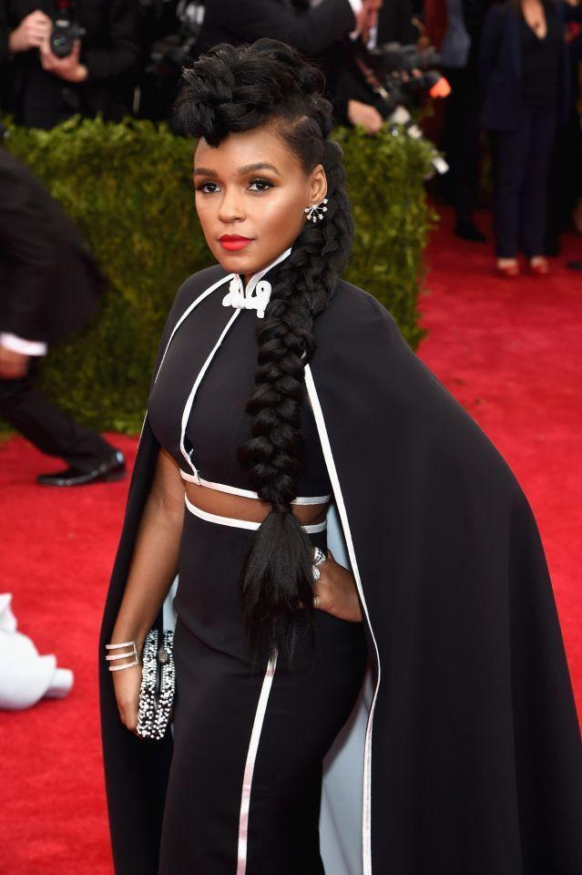 <p>This is how you do a statement braid. <i>(Photo: Getty Images)</i></p>