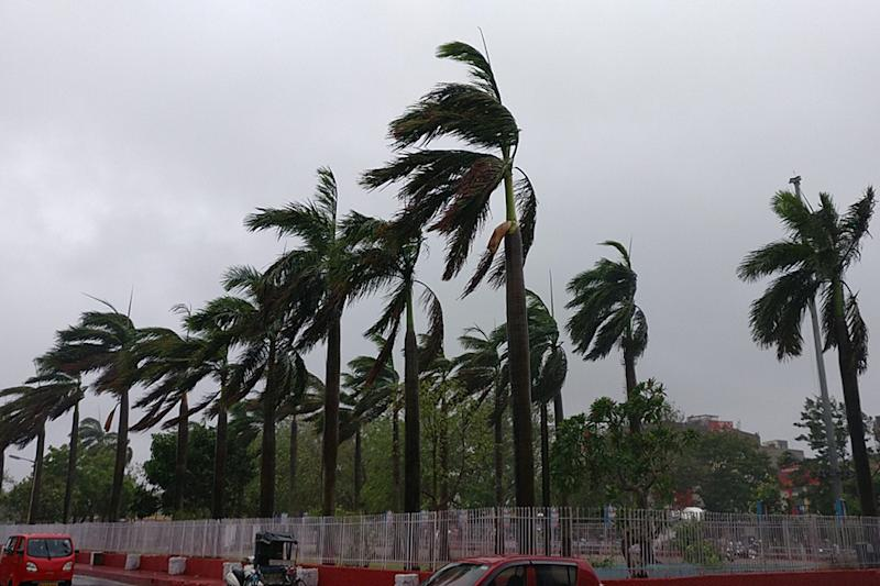 Mayotte, a Small French Indian Ocean Island With 256,000 Inhabitants, on Cyclone Alert