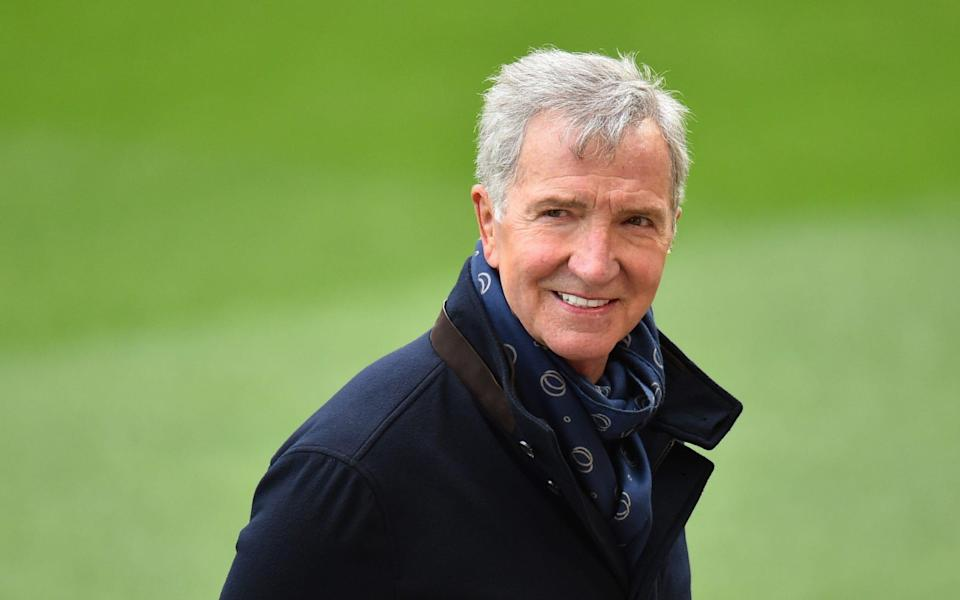 Graeme Souness before the Premier League match between Liverpool and Crystal Palace at Anfield on May 23, 2021 in Liverpool - GETTY IMAGES