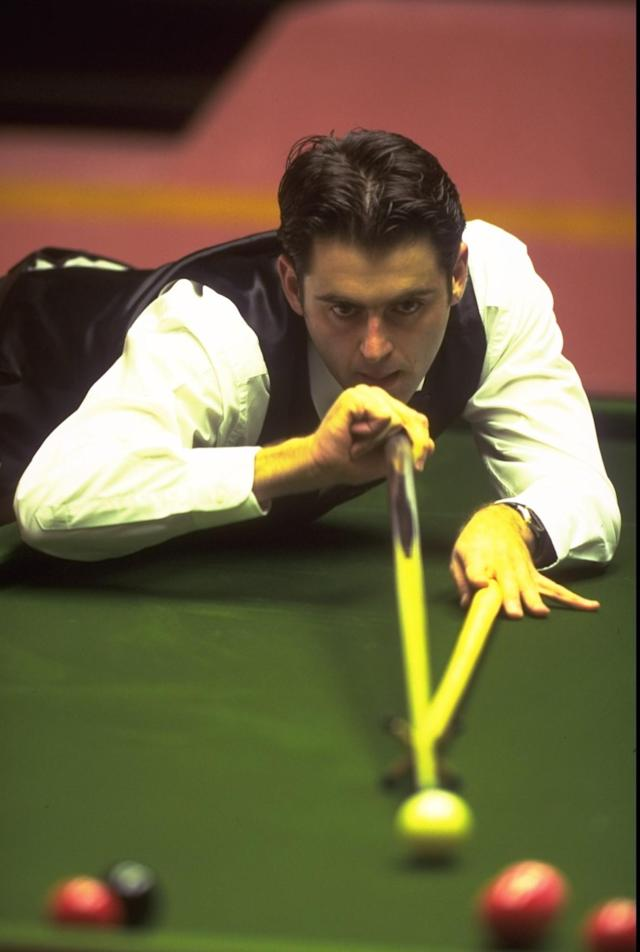 <p>Ronnie O'Sullivan notched a mega-quick 147 in just five minutes and 20 seconds. No hanging around. </p>