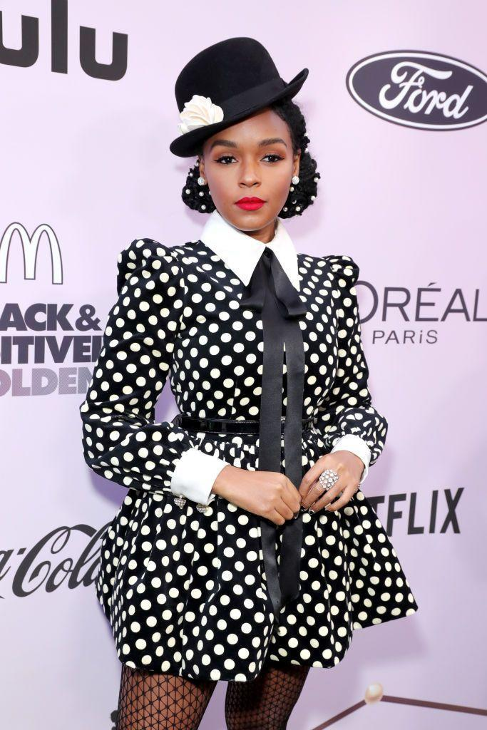 """<p>Janelle Monáe once <a href=""""https://twitter.com/JanelleMonae/status/1126960941982257152"""" rel=""""nofollow noopener"""" target=""""_blank"""" data-ylk=""""slk:asked her Twitter followers"""" class=""""link rapid-noclick-resp"""">asked her Twitter followers</a> to analyze her chart: """"Sagittarius with a Moon in Gemini and Virgo Rising. What does this mean?""""</p>"""