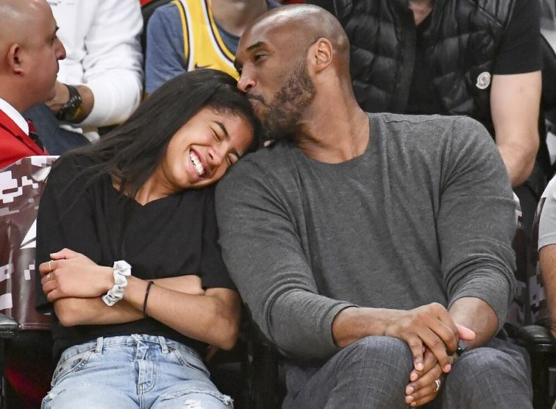 Kobe Bryant and daughter Gianna | Allen Berezovsky/Getty