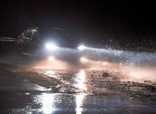 Heavy rain is expected in parts of P.E.I. late Sunday and Monday. (Andrew Vaughan/Canadian Press - image credit)