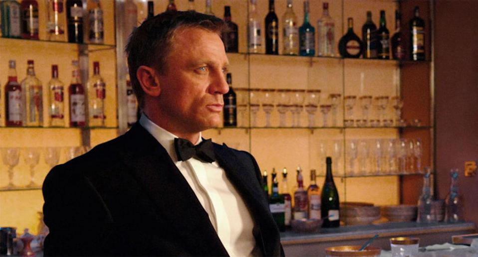 Daniel Craig in Casino Royale (Sony Pictures)
