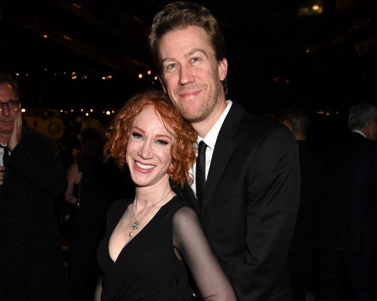 Kathy Griffin announces surprise New Year's wedding