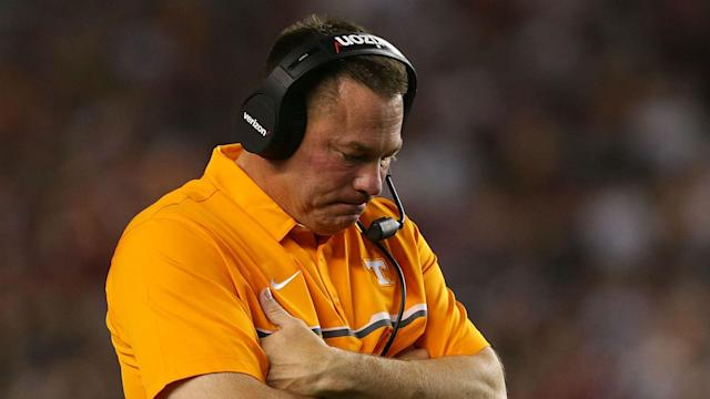 Forget the National Championship or SEC title, the Tennessee Volunteers are already champions this season.