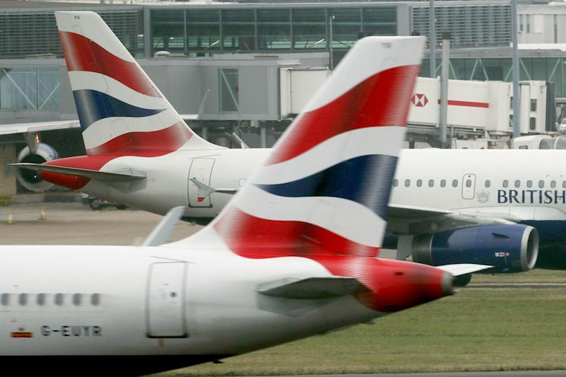 Flight delays: BA and Easyjet passengers to Portugal could face delays: PA