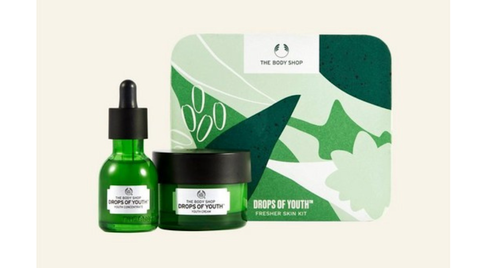 Drops of Youth fresher skin kit for mothers day australia 2021