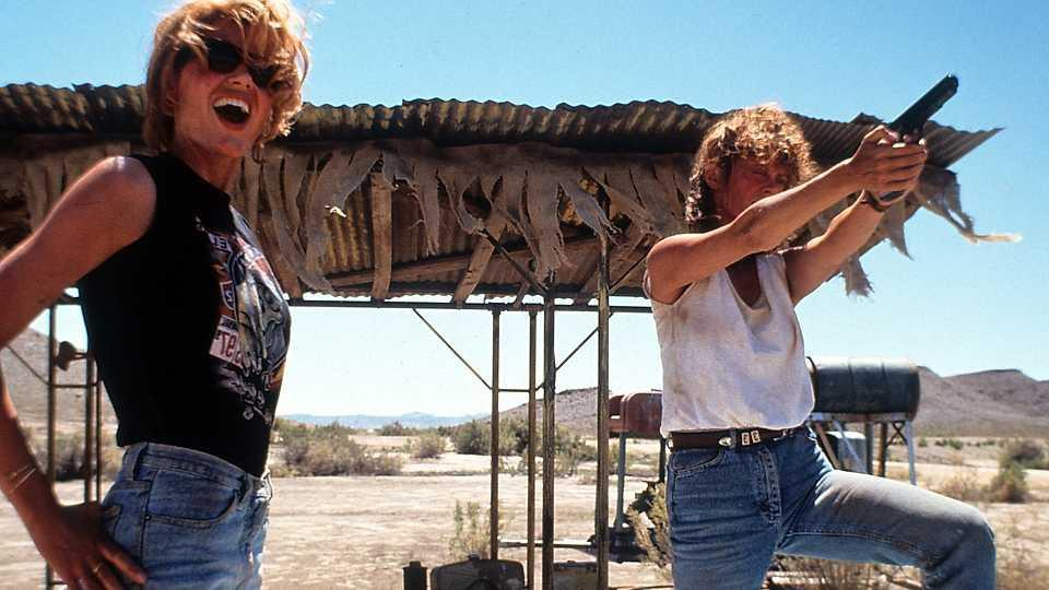 Thelma & Louise is an iconic feminist movie from Scott