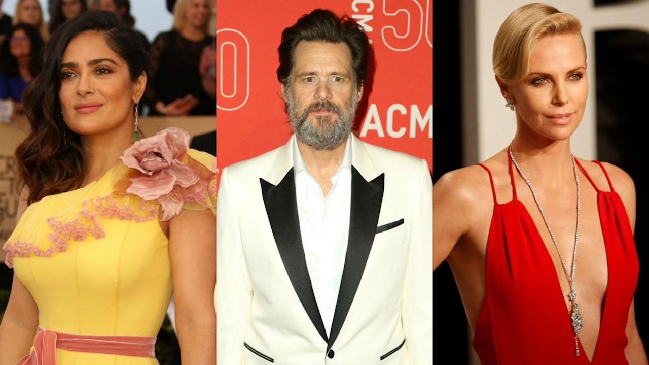 They may have been born in other countries, but now these celebs are all officially American citizens. Originally published October 2015. Updated March 2017.