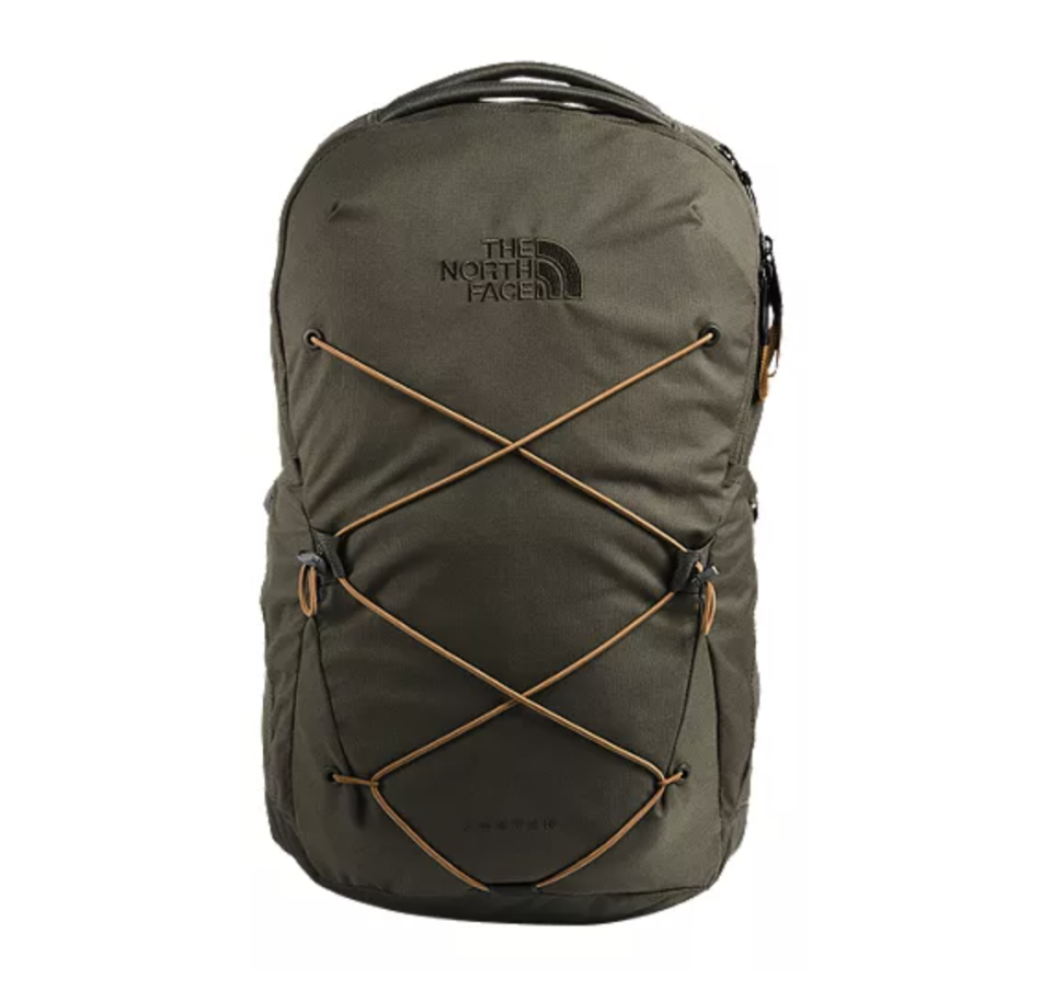 The North Face Men's Jester Backpack in Taupe Green (Photo via Sport Chek)