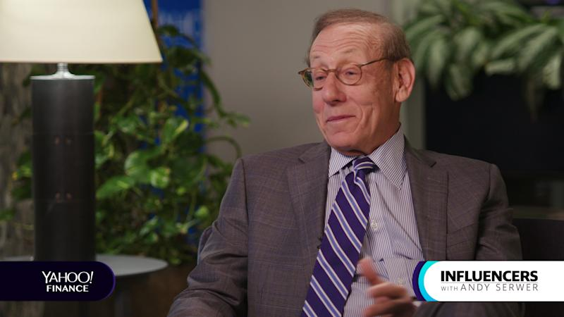 Stephen Ross speaks with Yahoo Finance's Andy Serwer.