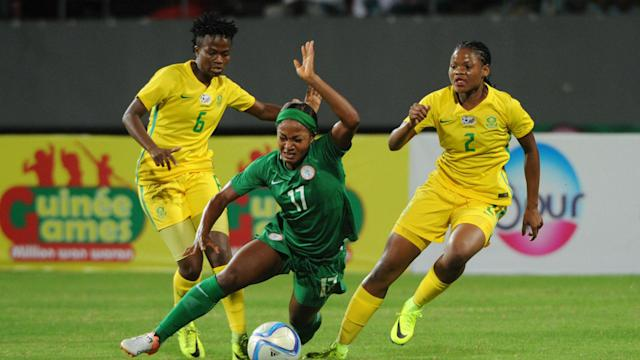 Who are the contenders for the inaugural NFF Women's Player of the Year award?