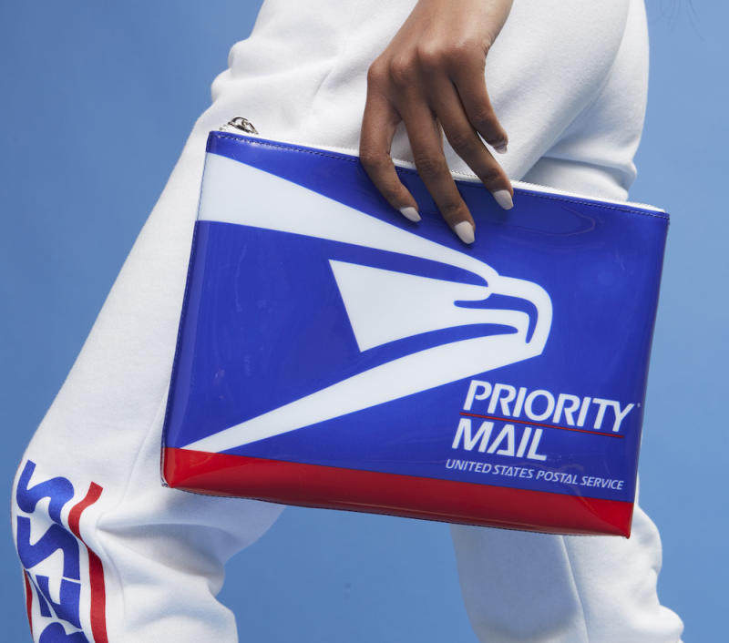 67f73d9f414 Forever 21 launched the most unexpected collab with...the United States Postal  Service
