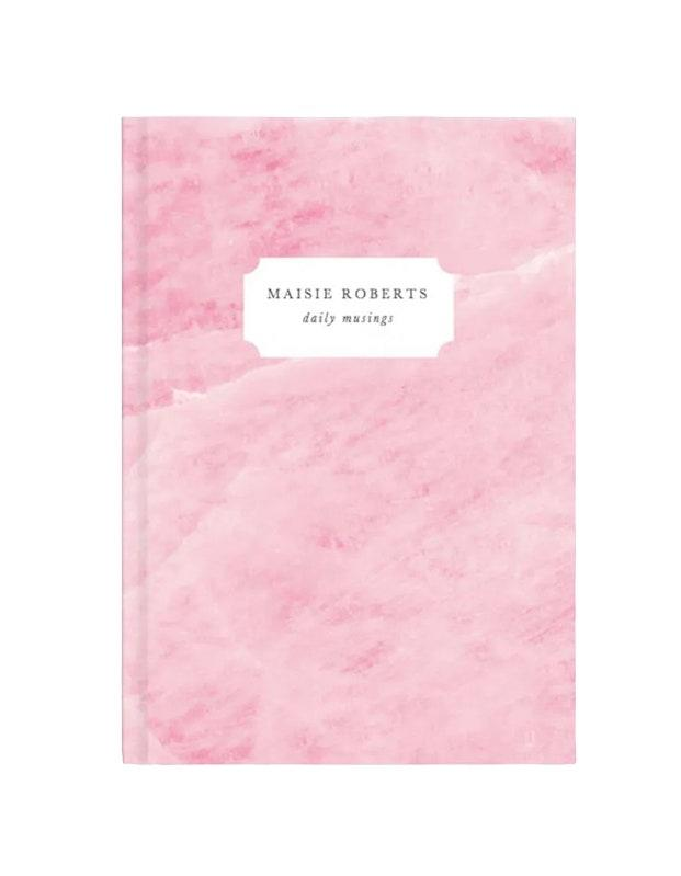 """Many of us write to-do lists on our phones, but some note-taking is better done in a cute little book (bonus points if you have a matching fluffy pink pen à la Cher Horowitz). $27, Papier. <a href=""""https://www.papier.com/us/rose-quartz-26580"""">Get it now!</a>"""
