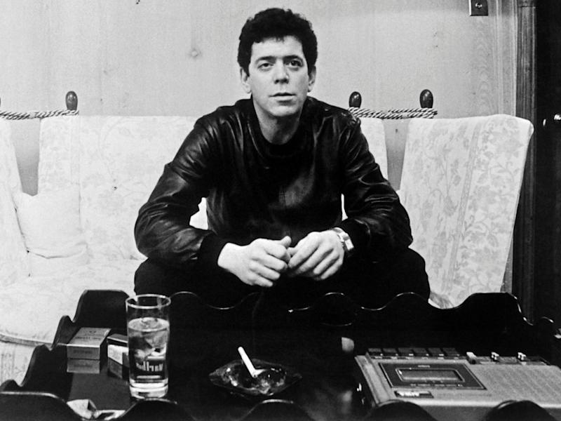 From early recordings to tai chi materials: Lou Reed's life story unfolds in an intimate new archive