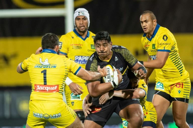 Australia lock Will Skelton missed two La Rochelle games after his ban