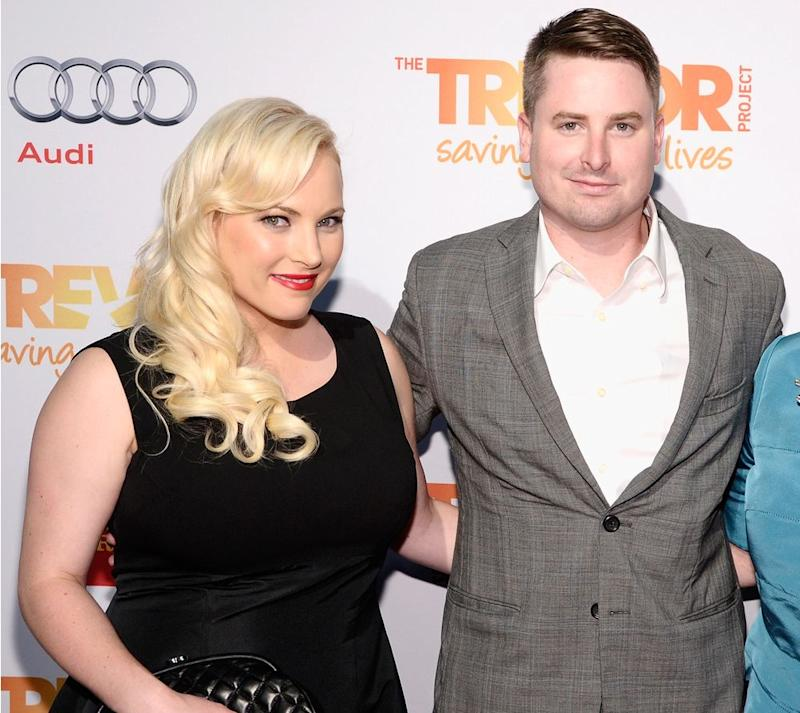 Meghan Mccain Now: Meghan McCain Congratulates Brother Jimmy For His Baby On